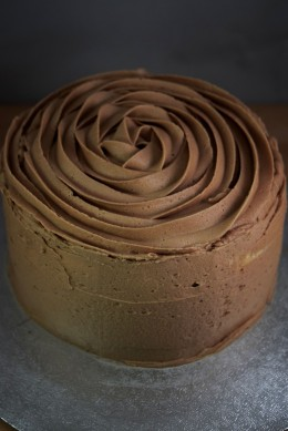 chocolate butter cream